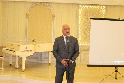 Sumqayıt Regional Mədəniyyət və Turizm idarəsi filmlərin nümayişinə başladı