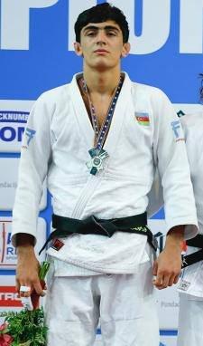 """""""Judo Club 2012"""" Murad Fətiyevi dünya çempionatına yola salıb"""