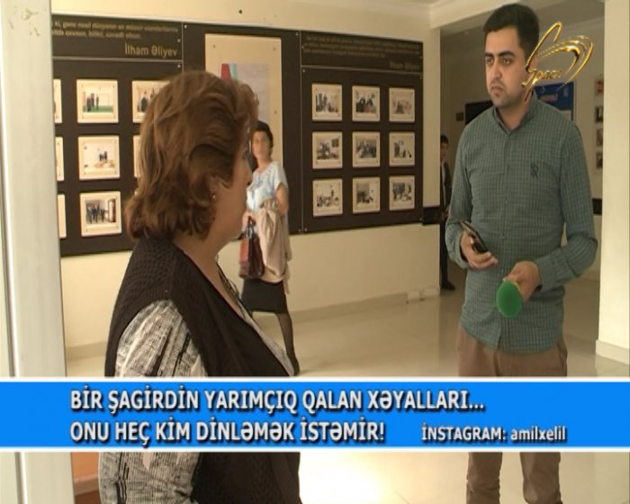 """""""Uşağım tualetə çox getdiyi üçün…"""" – Bakıda şok olay (Video)"""