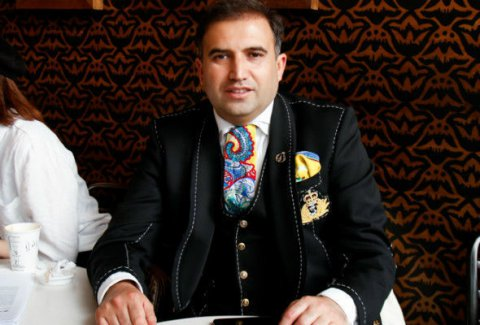 Hacı Nuranın görüntüsü dünyaca məşhur səhifədə - FOTO