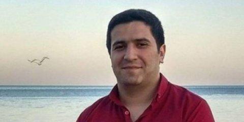 Bakıda jurnalist İlkin Məmmədli saxlanıldı