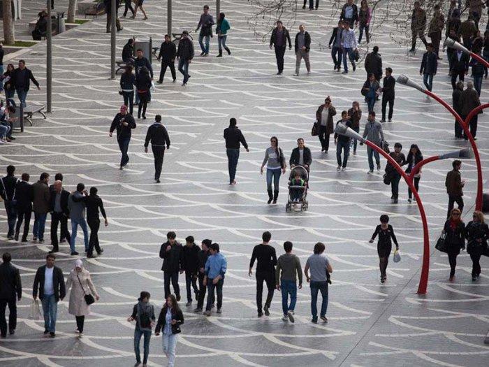 Azərbaycan əhalisinin SAYI açıqlandı