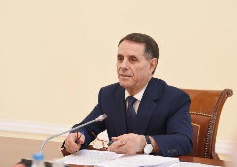Novruz Məmədovun parlamentdə ilk hesabatı olacaq
