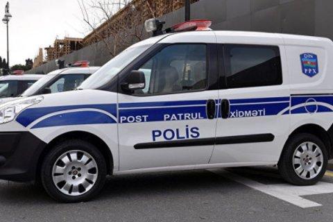 Azərbaycanda polis həmkarını güllələdi