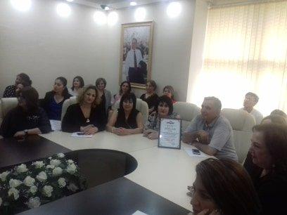 """""""Oxu bayramı"""" müsabiqəsinin qaliblərinə  mükafatlar təqdim edildi"""