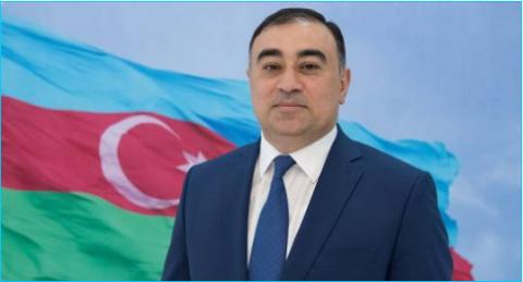 Azərbaycanın Qazaxıstandakı səfiri ölkənin aparıcı media portalına müsahibə verib