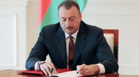 Prezident SƏRƏNCAM İMZALADI – 5,7 milyon manat ayrıldı