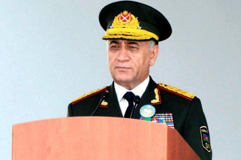 Ramil Usubovdan təyinat