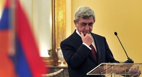 """Sarkisyan """"aprel məğlubiyyəti""""nə görə parlamentdə hesabat verəcək"""