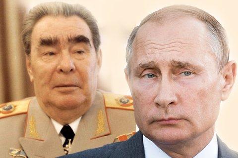 """Putin etimadı itirir: Ruslar """"Brejnev dövrü"""" üçün darıxır"""