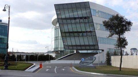 Dövlət Komitəsindən jurnalistlərin binası ilə bağlı açıqlama