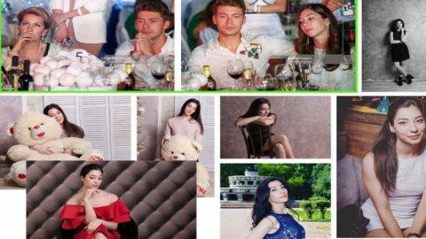 Rusiya baş nazirinin oğlu erməni qızla evlənir