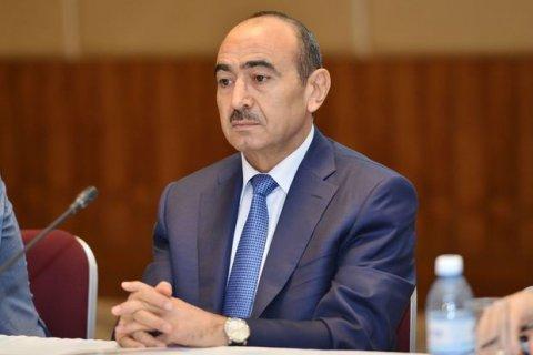 Prezident Əli Həsənovu vəzifəsindən azad etdi - SƏRƏNCAM