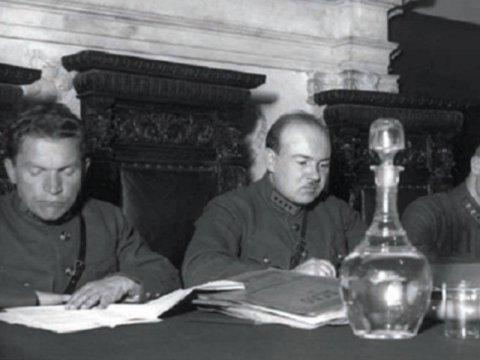 Stalinin ən qəddar cəlladı - 30 min adama ölüm hökmü kəsən Ulrix - ŞƏKİLLƏR