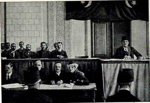 Bu gün Azərbaycan Xalq Cümhuriyyəti Parlamentinin yarandığı günüdür