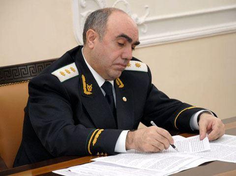 Zakir Qaralov bu rayona yeni prokuror TƏYİN ETDİ