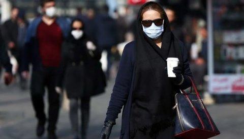 İranda koronavirusa yoluxanların sayı 1500-ü keçdi