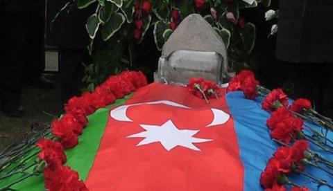 Azərbaycan hərbçisi həlak oldu