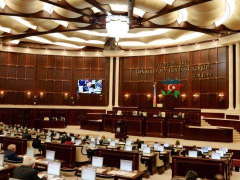 Milli Məclisin komitələrinə üzv deputatların adları açıqlandı - SİYAHI