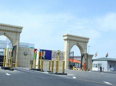 Azərbaycanla İran sərhədinin bağlanma müddəti uzadıldı