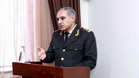 Xanlar Vəliyev yenidən Azərbaycan Respublikasının Hərbi prokuroru vəzifəsinə təyin edilib