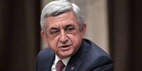 Sarkisyan Azərbaycan dilində danışdı