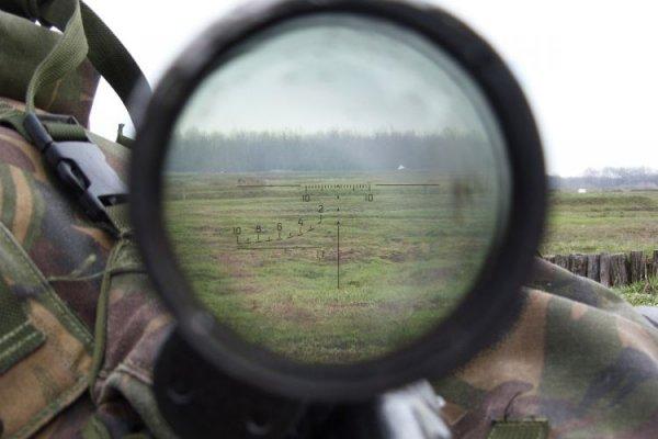 Ermənistan silahlı bölmələri Ağdamda təlim keçirir