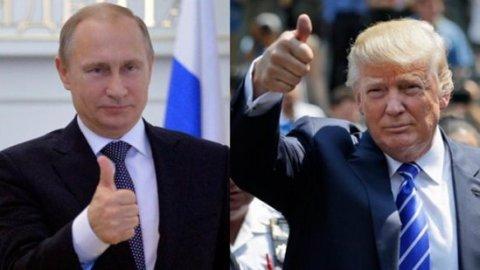 Putinlə Tramp arasında sensasiyalı FAHİŞƏ SÖHBƏTİ ÜZƏ ÇIXDI - Eks-kəşfiyyat şefi SİRRİ AÇDI