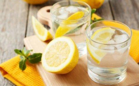 Limonlu suyun 5 faydası