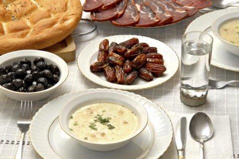 Ramazanda necə qidalanmaq lazımdır?