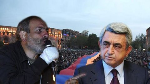 """Paşinyandan GÖZLƏNİLMƏZ SÖZLƏR: """"Yalnız Qarabağ məsələsində..."""""""