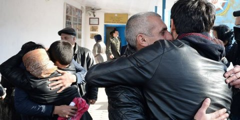 Əfv sərəncamının icrasına başlanıldı: 607 nəfər azadlığa çıxır