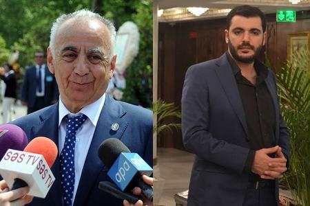 """Abutalıbov və oğlu ilə bağlı ilginc iddialar - """"Arxın suyu"""" hardan gəlir?"""