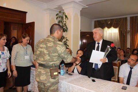 Ümummilli liderimiz Heydər Əliyevin 95-cü ildönümünə həsr edilmiş X Kitab Bayramı keçirilmişdir.