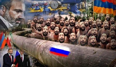 """Ermənistana təzyiq başladı – Moskva qaza """"basır""""…"""