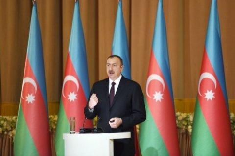 İlham Əliyev Azərbaycan xalqını TƏBRİK ETDİ