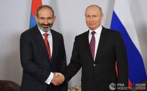 Kremlin Paşinyana təzyiqinin ilk mərhələsi başladı