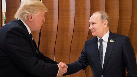 Tramp Putindən nə xahiş edəcəyini açıqladı