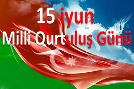 Bu gün Azərbaycanda Milli Qurtuluş günüdür