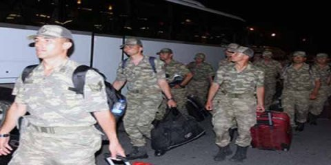 Türkiyə hərbçiləri Bakıda: Ordumuzun yubiley tədbirində iştirak edəcəklər ( VİDEO)