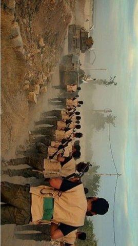 İran İsraillə sərhəddə islam ordusu yaradır
