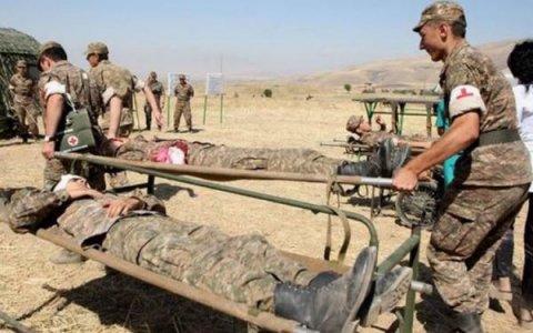 Ermənistan Qarabağda geri çəkilir