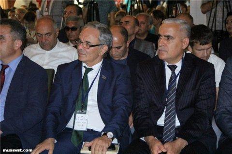 Türkiyənin tanınmış 40 jurnalisti Bakıda - Media Forumu başladı - FOTOLAR