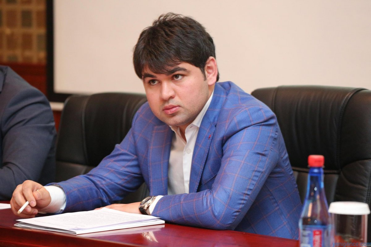 Elmar Vəliyevin oğlu danışdı