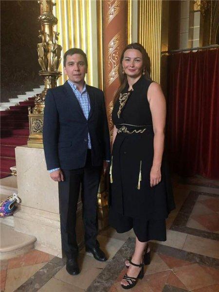 Qənirə Paşayeva Qarabağdan danışdı - FOTOLAR