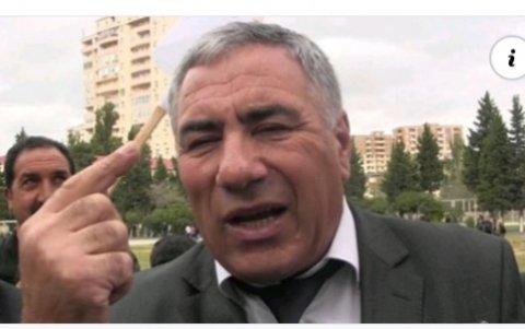 """""""Ramiz Mehdiyevin kürəkəni kişi deyil. Kişiliyi çatırsa, qarşıma çıxsın"""""""