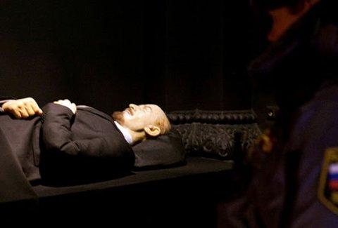 Amerikalı rəssam Leninin nəşini almaq istəyir