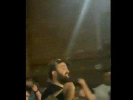 Erməni özünü ifşa etdi: Suriyadan gətirilən terrorçunun videosunu yaydı - ŞƏKİL