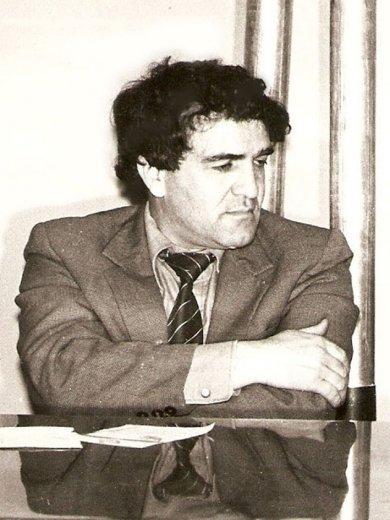 """""""VƏTƏN, sənin oğlun, arxan bizik!..."""" - Vaqif İBRAHİM - 75"""