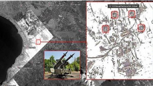 Ermənistan dağa çırpılan Su-25 qırıcısını özü vurub - FAKTLAR